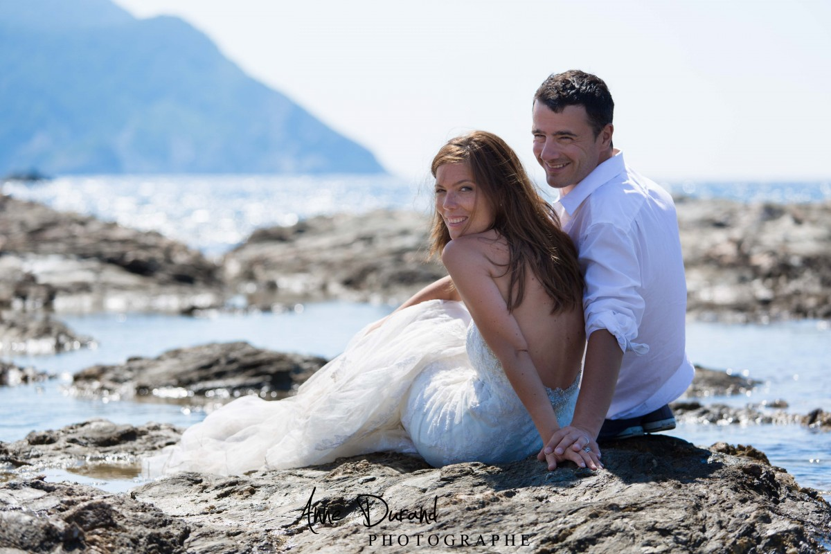 Trash the dress, photographe de mariage, photo de mariage, Toulon, Hyères, Var, 83, Marseille, Bouches du Rhone, 13.